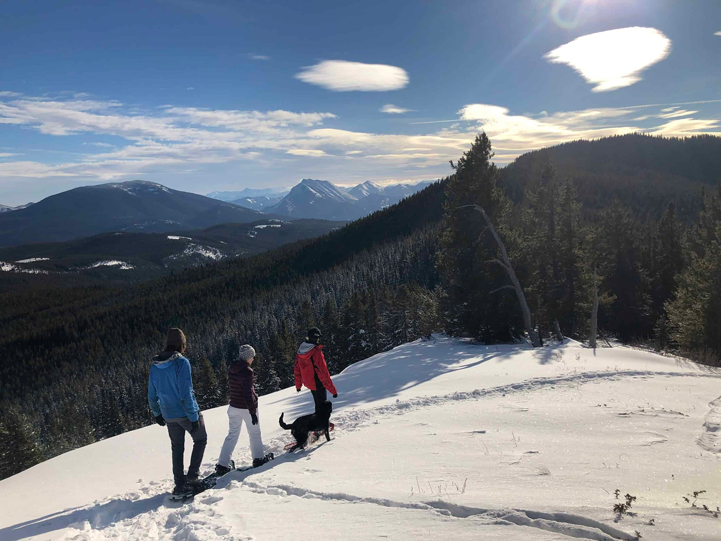 "Featured image for ""17 Things to Do in Crowsnest Pass this Winter"""